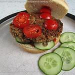 Rezepte mit Dicken Bohnen©Dicke Bohnen Burger