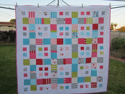 Sew Stitchy City Blocks