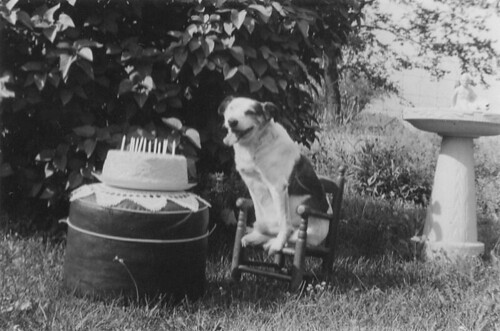 12th Birthday Summer 1941
