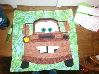 Mater paperpiecing