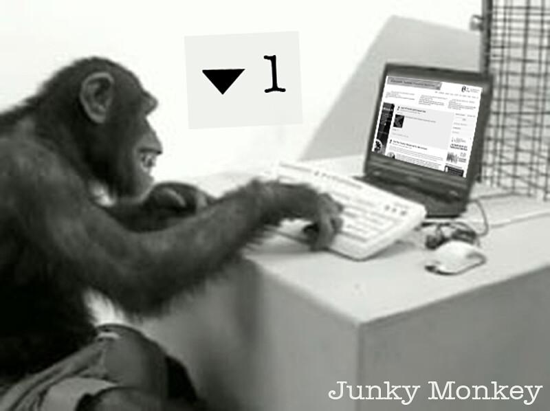 JUNKY MONKEY
