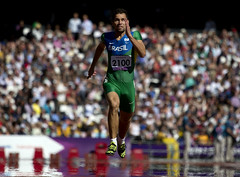 Atletismo - Thierb Siqueira