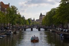 Canal Kloveniersburgwal