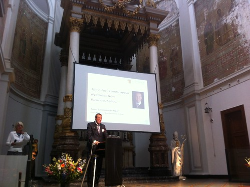 Opening Academic Year 2012-13 Nyenrode New Business School
