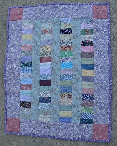 August Small Quilt of the Month