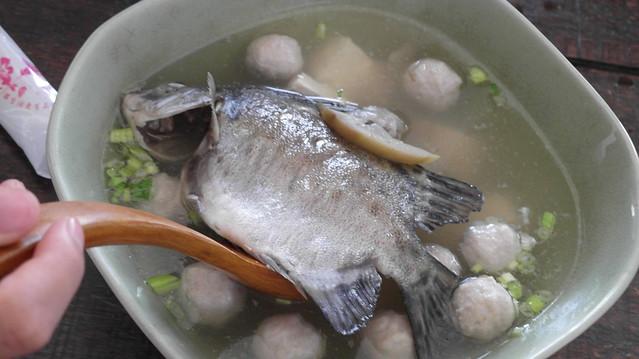 活力海岸,開飯啦!魚湯