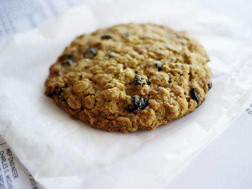 09-10 oatmeal blueberry cookie