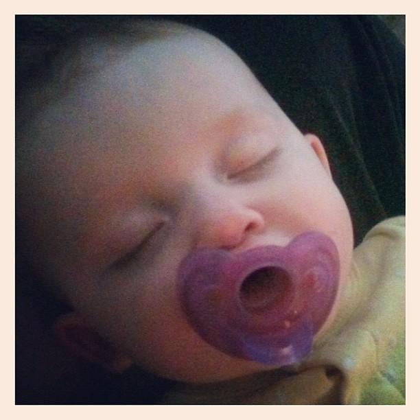 Oh sweet girl #millerpaige