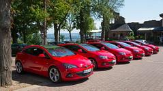 Medien-Präsentation Opel Astra-Familie