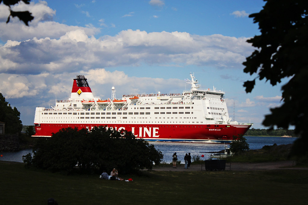 viking line web