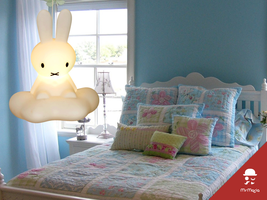 Miffy Dream Lamp By Mr Maria In A Dream Miffy Takes A Trip Flickr