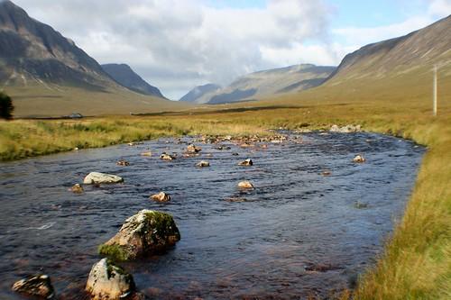 Glencoe Scenery, Scotland