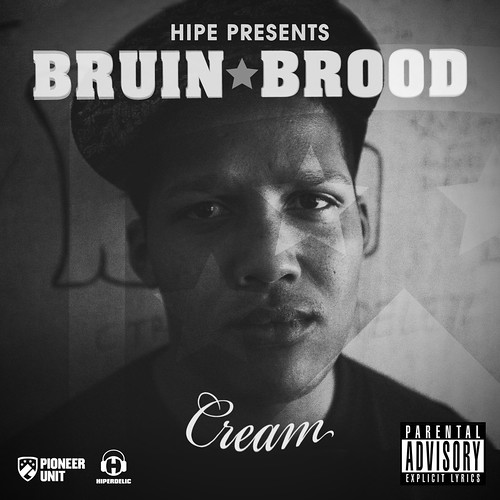 Bruin Brood CD Artwork