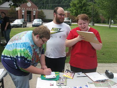 Voter Registration - Hazard Community & Technical College Student Activities Fair