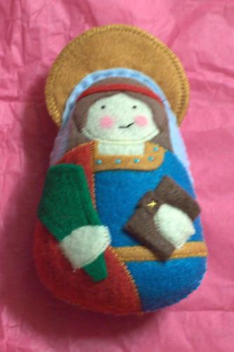 Saint Estelle Doll