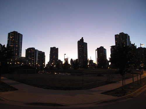 Yaletown dusk