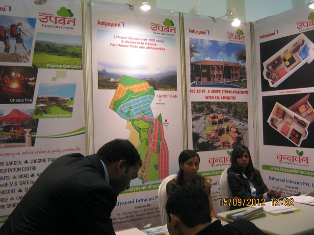 West of Pune Property Exhibition on 15th & 16th September 2012