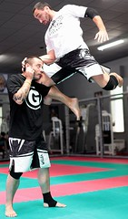 GKICKS - FIGHT'NESS Club / Fitness & Mixed Martial Arts