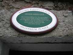 Photo of Green plaque number 11537
