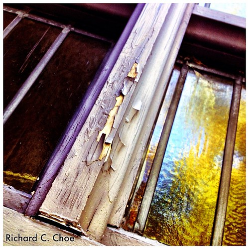 Window frames, KRUC by rchoephoto