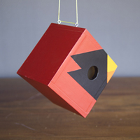 Always with Honor Birdhouse