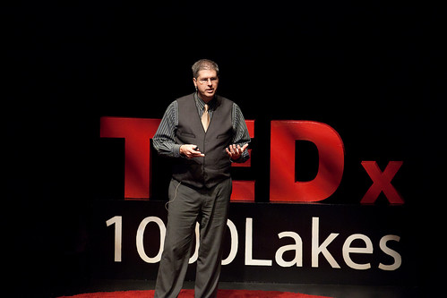 Chuck Marohn (by: John Connelly Photography, via TEDx1000Lakes, creative commons)