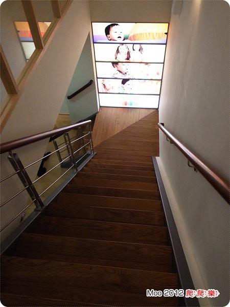 爬行大賽-止滑樓梯