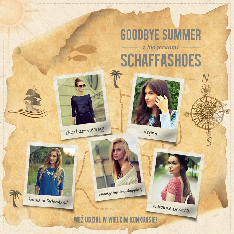 4b5dcdc4 Konkurs Schaffashoes Goodbye Summer   Karina in Fashionland