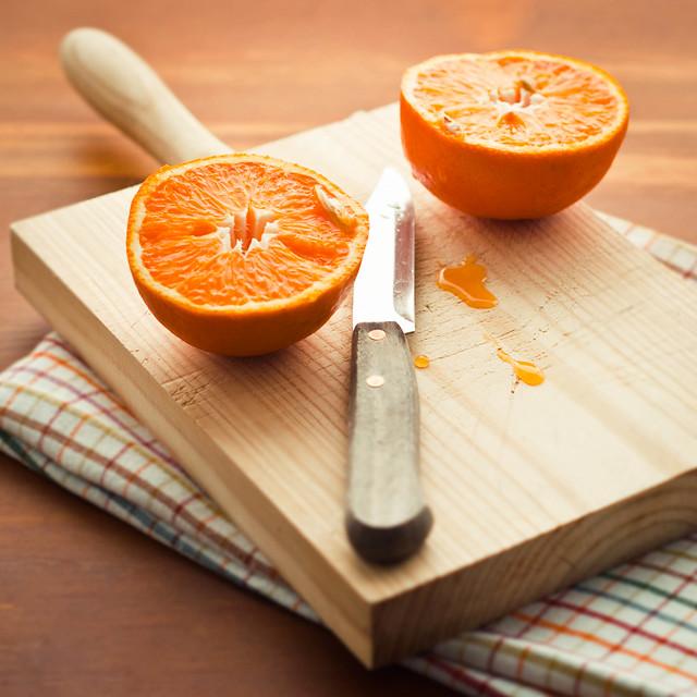 Orange Murder