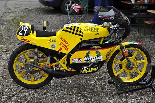 motorcycle Oldtimer Grand Prix 2012 Schwanenstadt Austria Copyright B. Egger :: eu-moto images 0631