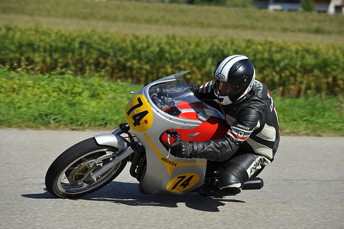 classic motorcycle Oldtimer Grand Prix 2012 Schwanenstadt Austria Copyright B. Egger :: eu-moto images 1206