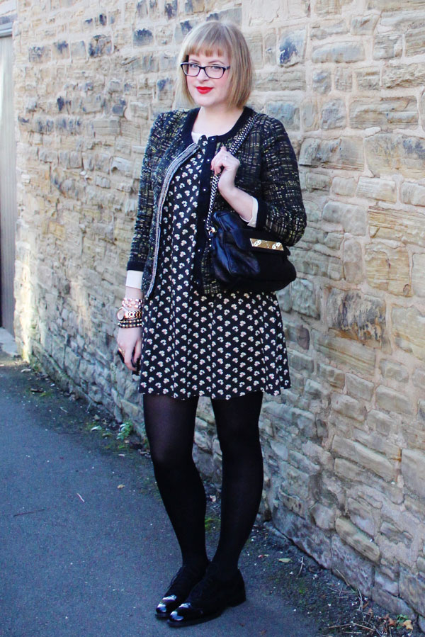 daily outfit photo fashion blog uk