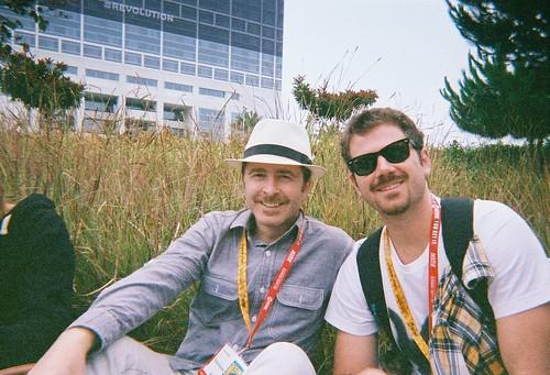 Luke & Matt