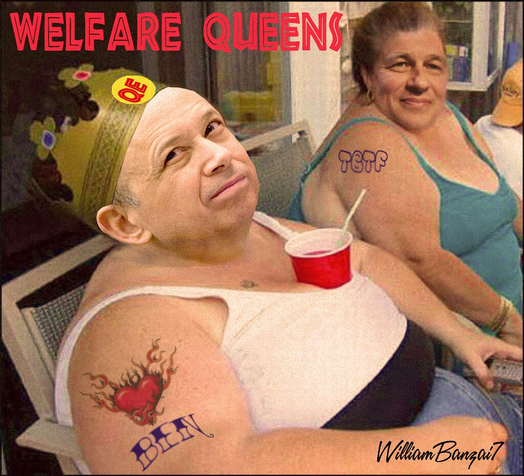 QE WELFARE QUEENS