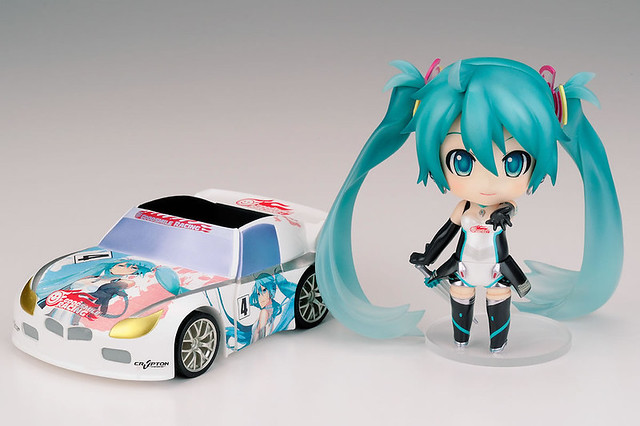 Nendoroid Racing Miku 2011 Ver. Returns