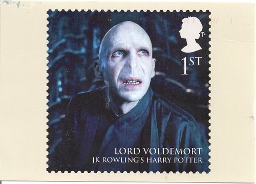Lord Voldemort - PHQ Card