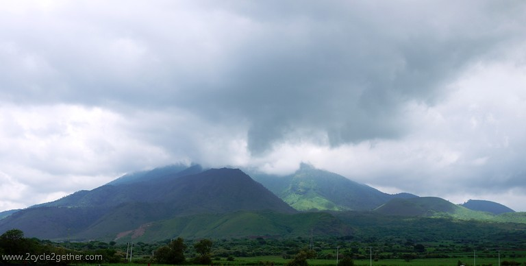 Volcano outside of Tepic, Nayarit