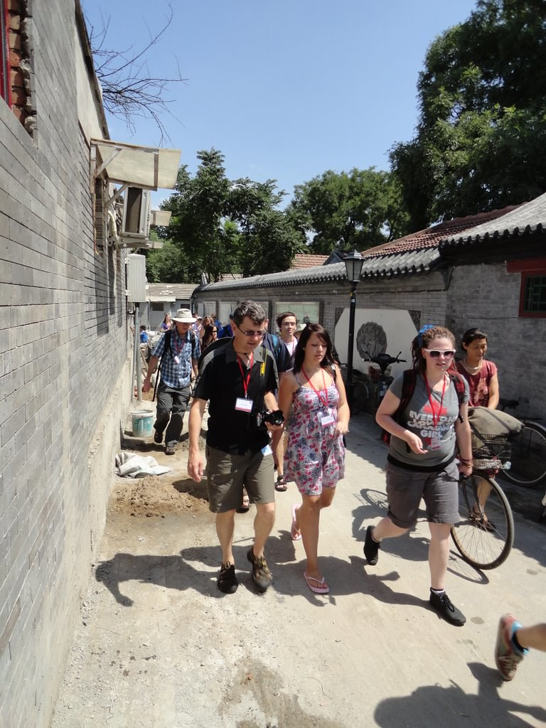 hutong tour, Beijing