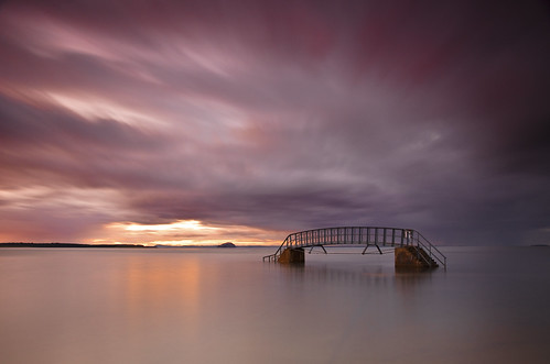 The Belhaven Bridge to Nowhere