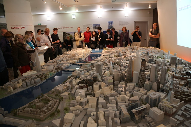 Model of the City of London