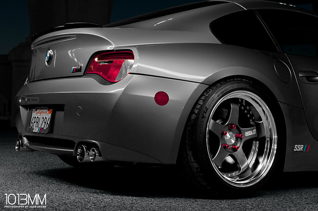 Ssr Wheels Bmw Z4 M Coupe Roadster Flickr Photo Sharing