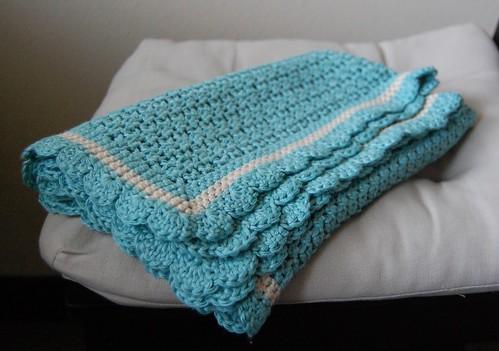 Seafoam Blanket