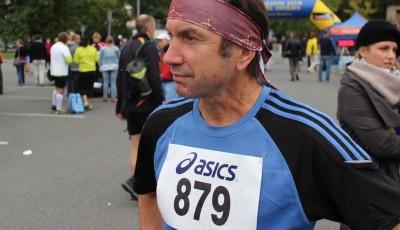Vilniaus maratonas aneb Pobaltí je jistota