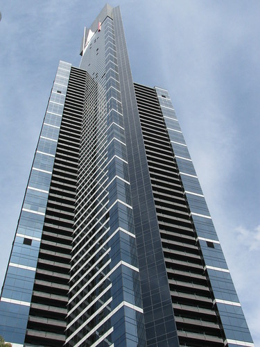 Eureka Tower by holidaypointau
