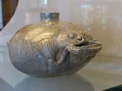 Yue Ware Water Vessel
