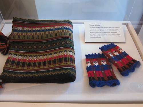Swedish Handknits Exhibit