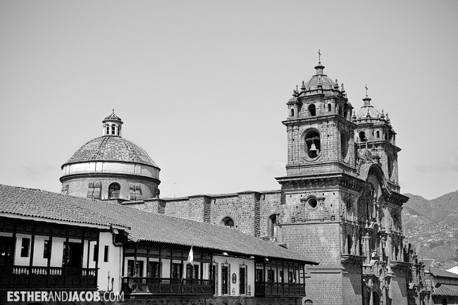 Main Square Sightseeing in Cusco | What to do in Cusco | Peru Travel Photographer