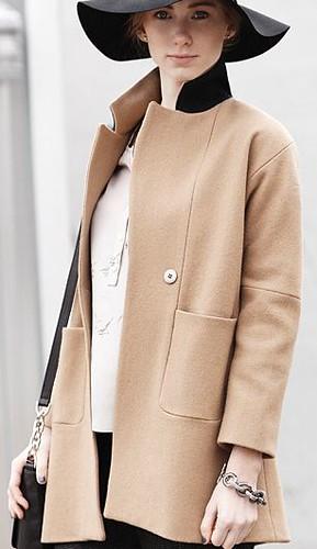 Cantilever Coat by stylecountz