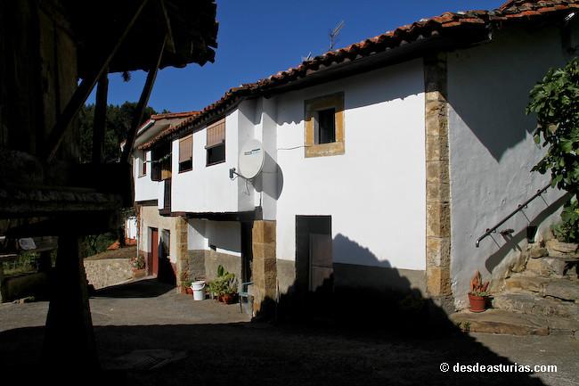 Pueblos de ribadesella municipio de ribadesella casas - Marisquerias en asturias ...