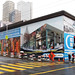 Chinatown Station Site Building Wrap
